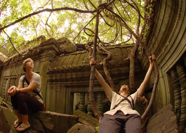 Bang Mealea outside Siem Reap