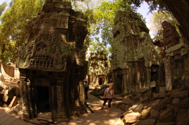 Tomb Raider Temple, Wat Ta Prohm