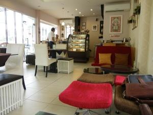 Princess Cafe in Nakhon Si Thammarat